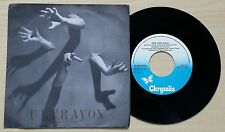 "ULTRAVOX - THE THIN WALL - 45 GIRI 7"" ITALY"