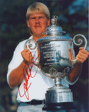 John DALY SIGNED Autograph 12x8 Photo AFTAL COA 1991 PGA CHAMPION Golf Winner
