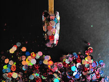 glitter mixes acrylic gel nail art    BLING