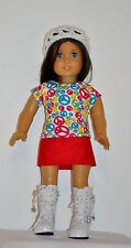 AMERICAN MADE DOLL CLOTHES FOR 18 INCH GIRL DOLLS DRESS  LOT H
