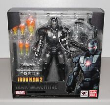 Bandai S.H.Figuarts Iron Man 2 - War Machine 1st Ver. Action Figure!  In US/Can!