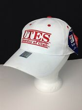 NCAA University Of Utah Utes Throwback Design The Game Hat NWT Small Light Marks