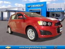 Chevrolet : Sonic LT Auto