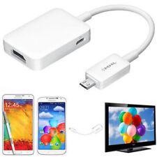 MHL 2.0 Micro USB a HDMI adattatore HDTV per Samsung Galaxy S4 i9500 Mini i9505