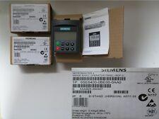 Siemens  Micromaster 4  MM430 BOP-2 6SE6400-0BE00-0AA0  OVP  17-1#2877