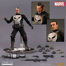 ONE:12 COLLECTIVE PUNISHER ACTION FIGURE MARVEL UNIVERSE MEZCO - 16cm / 6""