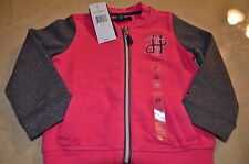 Baby Girls  Sweater Size 2T Tommy Hilfiger  Long Sleeve, Pink/Gray