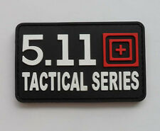 Hot  five one one LOGO PVC 3D Rubber   Patch SK 57