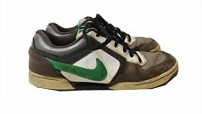 NIKE Renzo Trainers Size 11 Grey White Green Collectors Casual Gym