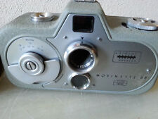 ZEISS IKON 8MM MOVIKON 8B CINE MOVIE CAMERA W/CASE and Strap