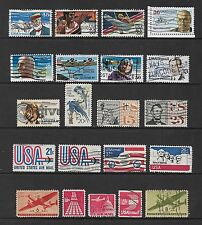 USA - mixed collection, Air Mail stamps No.5