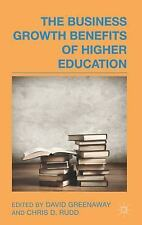 NEW - The Business Growth Benefits of Higher Education