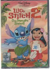 LILO E & STITCH 2 CHE DISASTRO DISNEY DVD SIGILLATO!!!