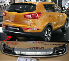 Rear Bumper Protector Fit for 2011-2014 KIA Sportage R