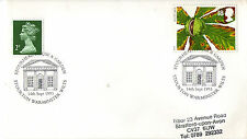 14 SEPTEMBER 1993 AUTUMN FIRST DAY COVER STOURHEAD HOUSE & GARDENS SHS