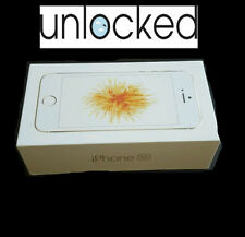 Apple iPhone SE 64GB (Unlocked) Gold AT&T / T-Mobile / GSM Worldwide *NEW*