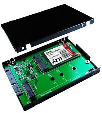 ZTC 2in1 Sky 2.5-inch Enclosure M.2/NGFF or mSATA to SATA III Adapter ZTC-EN005