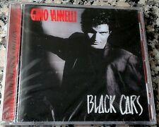 GINO VANNELLI Black Cars NEW 1985 RARE CD Hurts To Be In Love + Bonus Track
