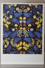 "DAMIEN HIRST: ""Doorways..."" limited Art-Postcard (exhibition)  NEW"