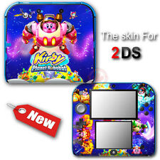 Kirby Planet Robobot Amazing Vinyl Skin Sticker Decal Cover for Nintendo 2DS