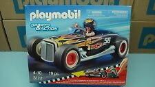 Playmobil 5172 Heat Racer mint in Box Ford? car for collectors Geobra Toy