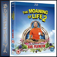 THE MOANING OF LIFE - SERIES 2  *BRAND NEW BLU-RAY***