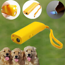 Anti Barking Bark Ultrasonic Pet Dog Repeller Training Device Trainer With LED