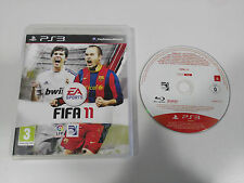 FIFA 11 PS3 PLAYSTATION 3 ESPAÑOL EA SPORTS PROMOCIONAL UNICO!!!
