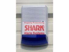 House Alarm - Solar Powered Dummy Alarm Bell Box - Household Security Product