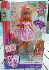 Ever After High Birthday Ball, Cedar Wood Daughter of Pinocchio Doll Toy NEW