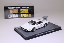 James Bond #16, Lotus Esprit on Road: The Spy Who Loved Me; UH; Very Good Boxed