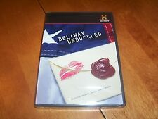 BELTWAY UNBUCKLED Presidential White House Sex Scandals History Channel DVD NEW