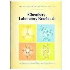 General Chemistry Laboratory Notebook, David Hanson, Acceptable Book