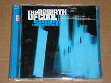 THE REBIRTH OF COOL SEVEN (RONI SIZE, ABSTRACT TRUTH) - 2 x CD COME NUOVO (MINT)