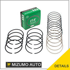Fit 90-01 Acura Integra 1.7 1.8 Honda Civic 1.6 B16A2 B17A1 B18B1 Piston Rings