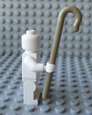 Custom SHEPHERD CROOK Staff Accessory for Lego Minifigures