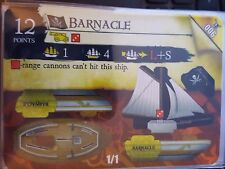 Wizkids Pirates of the Caribbean #006 Barnacle Pocketmodel CSG
