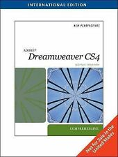 New perspectives on Abobe dreamweaver CS4, hart, new book