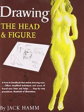 Drawing the Head and Figure by Jack Hamm  (Paperback) NEW