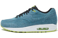 NIKE AIR MAX 1 FB BLUE LEOPARD Gr.40 US 7 premium yots 90 essential 579920 440