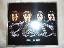 P.O.D. - Alive CD Single  VGC