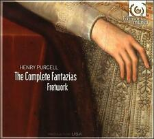 PURCELL - The Complete Fantazias CD ** Excellent Condition **