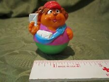 Playskool People Weebles part Mailman carrier mail letters post dog puppy town