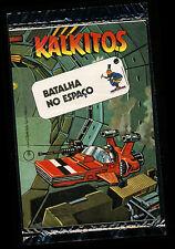 KALKITOS   SPACE BATTLE STAR OVP 1979 UNBENUTZT MINT RUBBELBILDER DECOTRANSFER