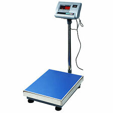 660 LB x 0.2 LB Industrial Bench & Floor Scale for Weighing / Counting /Shipping