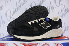 NEW BALANCE 999 WOOLLY MAMMOTH PACK SZ 9.5 BLACK BEIGE ROYAL ML999MMT