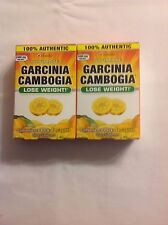 (2) Ultimate Garcinia Cambogia Lose Weight Dietary Supplements