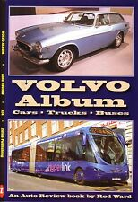 Book - Volvo Album - Cars Trucks Buses PV444 Amazon 144 1800 244 480 740 S90