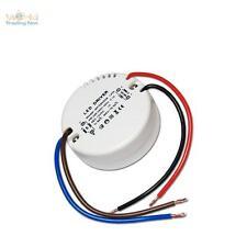 LED Trasformatore TONDO 12V 1A 12W trasformatore Driver LED