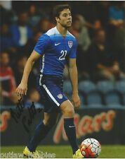 Team USA Matt Polster Autographed Signed 8x10 MLS Photo COA C